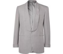Silk Tuxedo Jacket