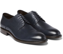 Stockholm Leather Derby Shoes