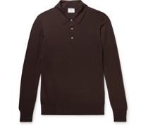 Cashmere Polo Shirt