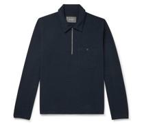 Jorn Recycled Polartec Fleece Half-Zip Sweatshirt