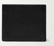 Benin Pebble-Grain Leather Billfold Wallet