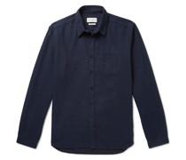 New York Special Striped Organic Cotton Shirt