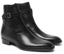 Leather Jodhpur Boots