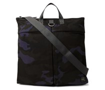 Platoon Camouflage-Print Ripstop Tote Bag