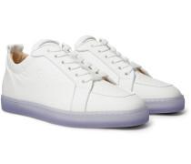 Rantulow Orlato Debossed Leather Sneakers