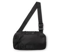 TY CNNCT Coated-Canvas Belt Bag