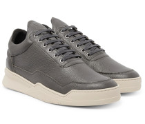 Ghost Full-grain Leather Sneakers