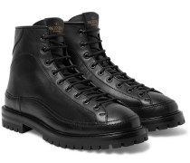 East End Leather Boots