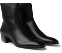 Jolly Leather Boots