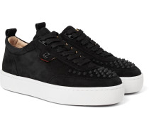 Happyrui Spiked Leather Sneakers