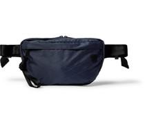 Shell-Jacquard Belt Bag