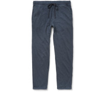 Loopback Cotton-jersey Sweatpants