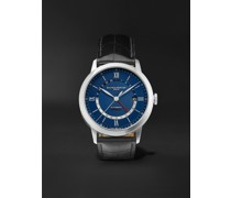 Classima Automatic 42mm Stainless Steel and Alligator Watch, Ref. No. 10482