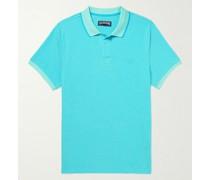 Palatin Logo-Embroidered Cotton-Piqué Polo Shirt