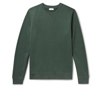 Loopback Cotton-Jersey Sweatshirt