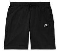 Sportswear Club Cotton-Jersey Drawstring Shorts