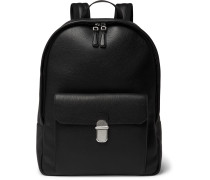 Belgrave Full-Grain Leather Backpack