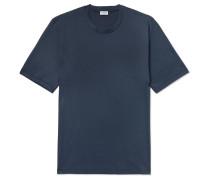 Sea Island Cotton-jersey T-shirt