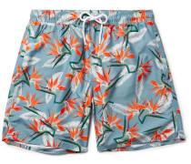 Timothy Mid-length Printed Swim Shorts