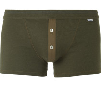 Karl Heinz Cotton-jersey Boxer Shorts