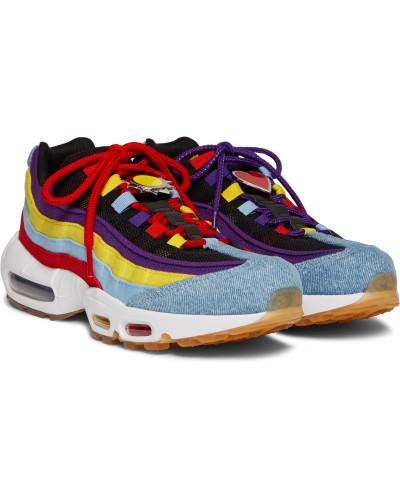 Air Max 95 SP Denim, Canvas and Mesh Sneakers