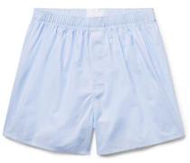 Pima Cotton Boxer Shorts