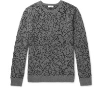 Alton Cotton, Merino Wool And Cashmere-blend Sweater