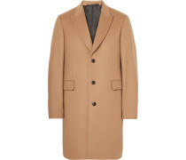 Wool And Cashmere-blend Overcoat