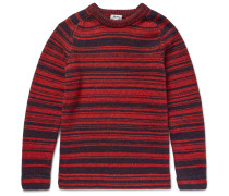 Kees Striped Wool Sweater