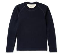 Virgin Wool-blend Sweatshirt
