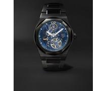 Laureato Skeleton Automatic 42mm Ceramic Watch, Ref. No. 81015-21-001-32A