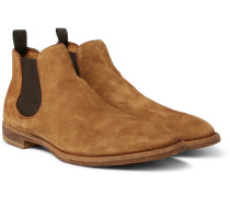 Princeton Suede Chelsea Boots