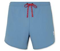 Spino Slim-Fit Stretch-Shell Shorts