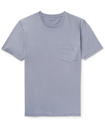 Classic Cotton-Jersey T-Shirt