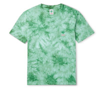 + High Times Tie-Dyed Cotton-Jersey T-Shirt