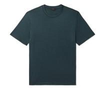 Cashmere and Silk-Blend Jersey T-Shirt