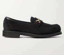 Colony Full-Grain Suede Loafers