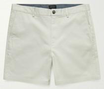 Baxter Slim-Fit Cotton-Blend Shorts