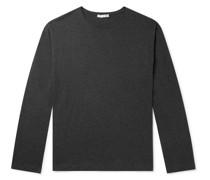 Jaco Mélange Cotton and Cashmere-Blend Jersey T-Shirt