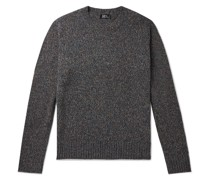 Marcus Mélange Merino Wool Sweater