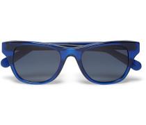 D-frame Acetate Polarised Sunglasses