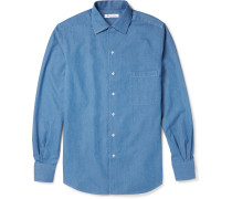 Andre Cotton-chambray Shirt