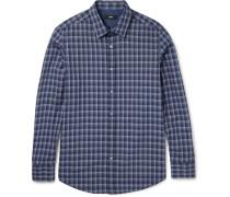 Lukas Checked Cotton Shirt