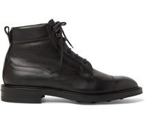 Connemara Full-Grain Leather Boots