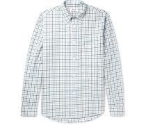 Oak Checked Cotton Shirt