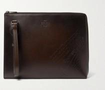 Scritto Venezia Leather Pouch