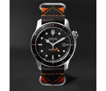 Endurance Limited Edition Automatic GMT 43mm Titanium Watch