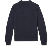 Slim-Fit Baby Cashmere Sweater