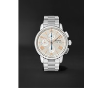 Star Legacy Automatic Chronograph 43mm Stainless Steel Watch, Ref. No. 126102