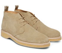 Edwards Suede Chukka Boots